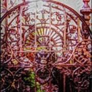 Devils Gate Art Print