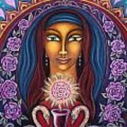 Devotion To Truth Art Print