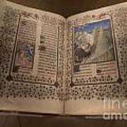 Devotional Book Art Print