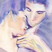 Devotional Surrender Art Print