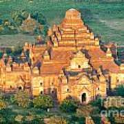 Dhammayangyi Temple - Bagan Art Print