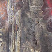 Dialogos 9 Detalle Art Print