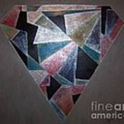 Diamond In The Mud Art Print