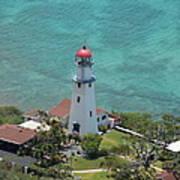 Diamondhead Lighthouse Art Print