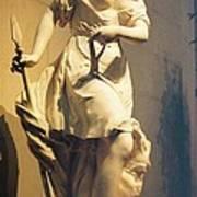 Diana Goddess Of The Hunt Art Print