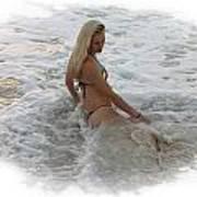 Diana In Cancun Art Print