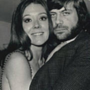 Diana Rigg And Oliver Reed To Star In Film �the Art Print