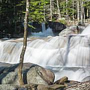Dianas Bath - North Conway New Hampshire Usa Art Print