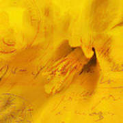 Diary Of A Buttercup Nbr 4 Art Print