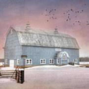 Dickey Hill Farm Art Print