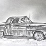Diehard Dodge Art Print