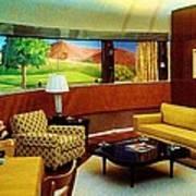 Diemaxium Living Room Art Print