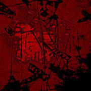Digital Capone Art Print