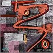 Digital Design 574 Art Print