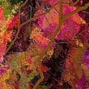 Digital Fall Art Print