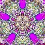 Dimensional Crossover Art Print