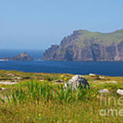 Dingle Coast Art Print