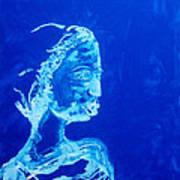 Dinka Painted Lady - South Sudan Art Print