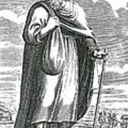 Diogenes Of Sinope, Ancient Greek Art Print