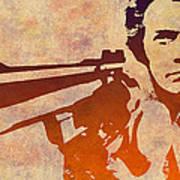 Dirty Harry - 2 Art Print