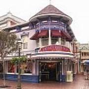 Disney Clothiers Main Street Disneyland 02 Art Print