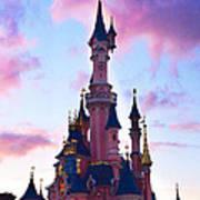 Disney Dream Art Print