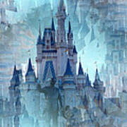 Disney Dreams Art Print