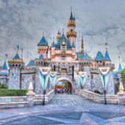 Disney Magic Art Print