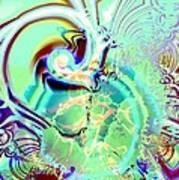 Disturbance Art Print