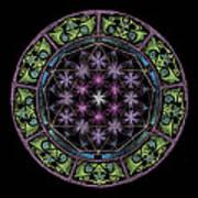 Divine Feminine Energy Art Print