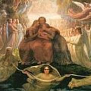 Divine Genesis Art Print