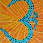 Divine Radiance Art Print