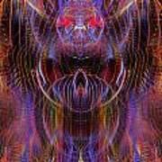 Dj Celestial Art Print