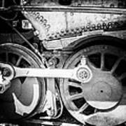 Do The Locomotive With Me Art Print
