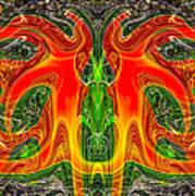 Doctor Octopus Art Print