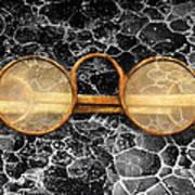 Doctor - Optometrist - Glasses Sold Here  Art Print