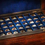Doctor - Optometrist - I've Always Had Eyes For You Art Print