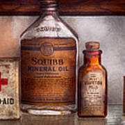 Doctor - Pharmacueticals  Art Print