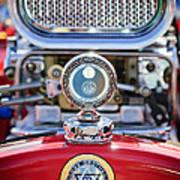 Dodge Brothers - Boyce Motometer Art Print