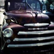 Dodge Pickup Art Print