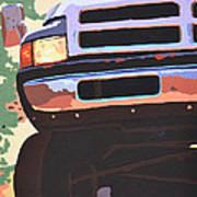 Dodge Ram  Art Print