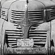 Dodge Truck Art Print
