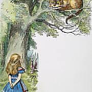 Dodgson: Alice, 1865 Art Print