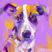 Dog Charlie Art Print