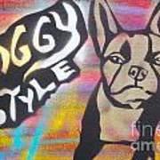Doggy Style 1 Art Print