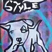 Doggy Style 2 Art Print
