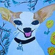 Doggy Time Art Print