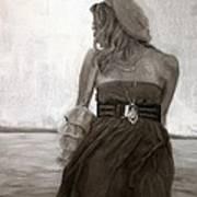 Dolce Breeza Art Print