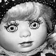 Doll 11 Art Print