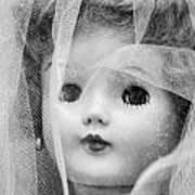 Doll 13 Art Print